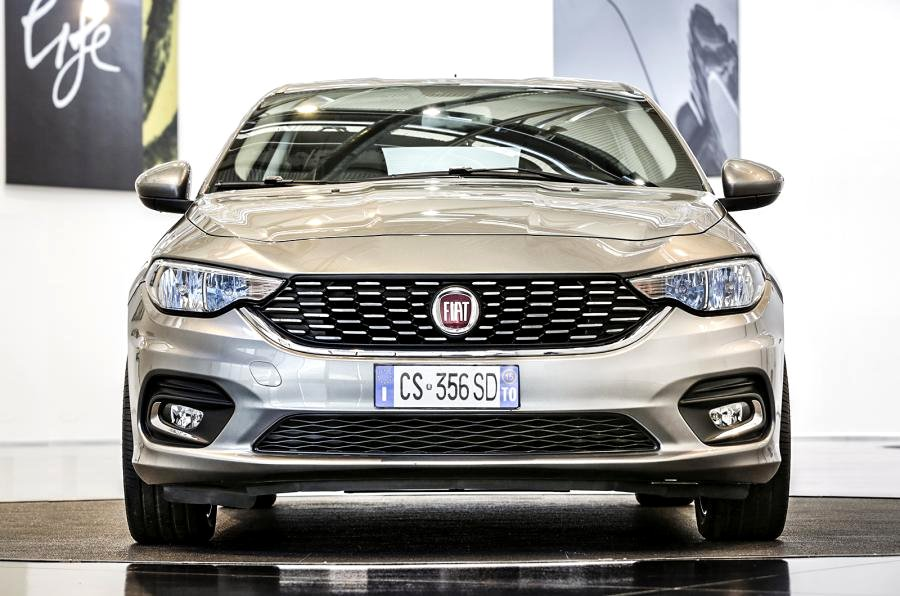 2018 Fiat Tipo 3 TER photo - 5