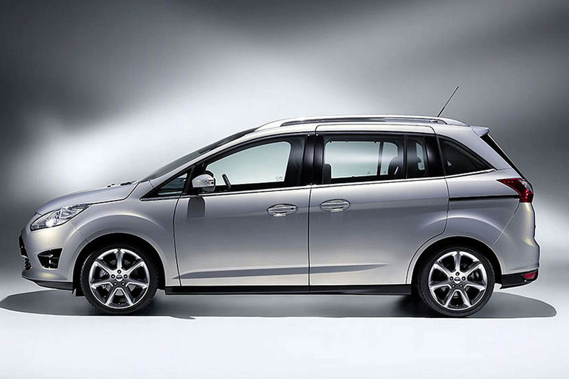 2018 Ford C MAX photo - 1