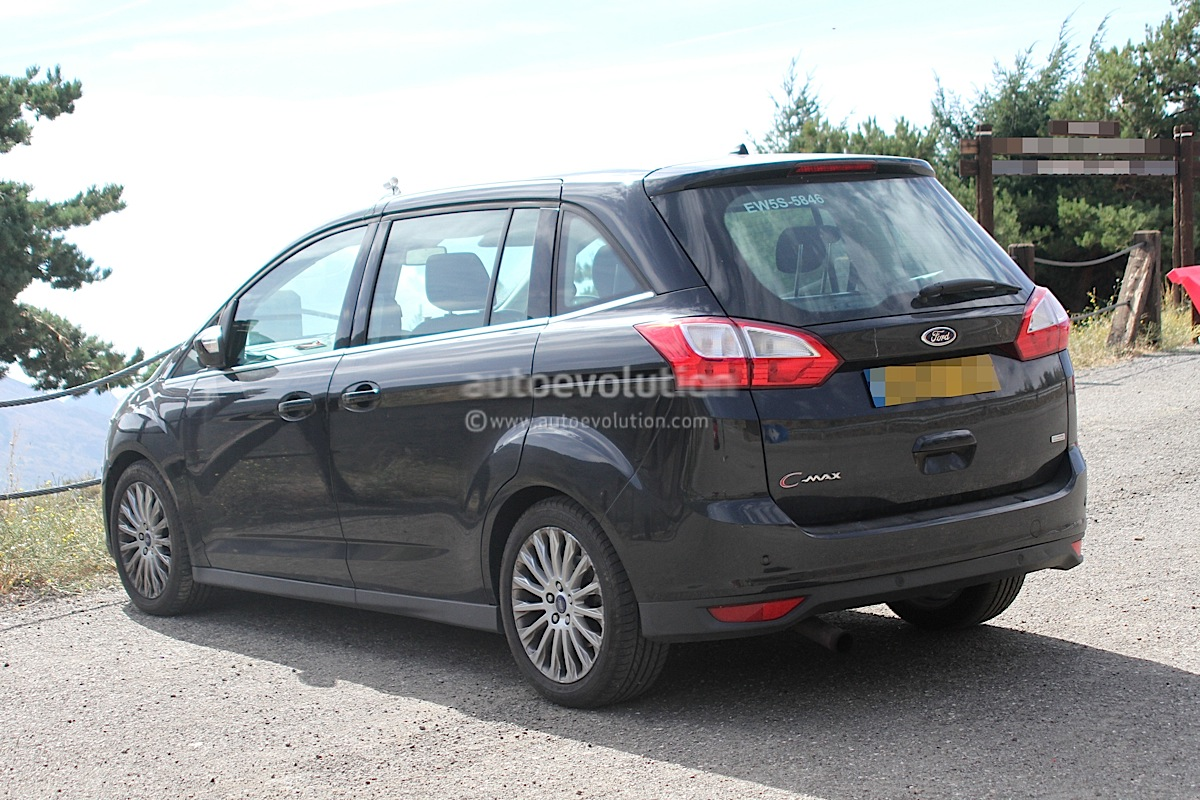 2018 Ford C MAX photo - 2