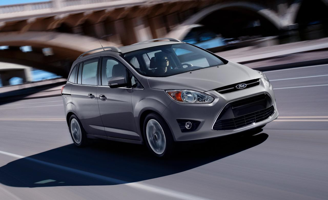 2018 Ford C MAX photo - 4