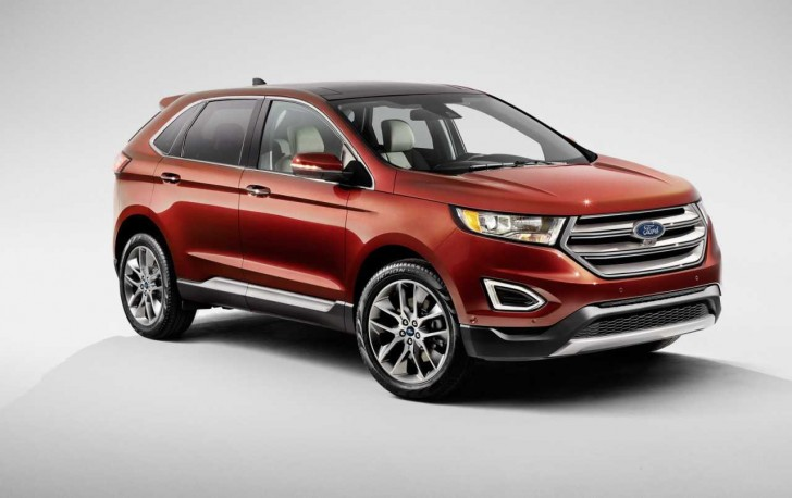 2018 Ford Edge photo - 1