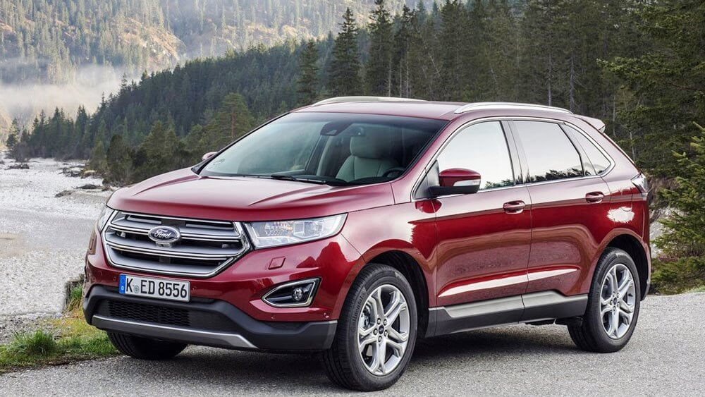 2018 Ford Edge photo - 4