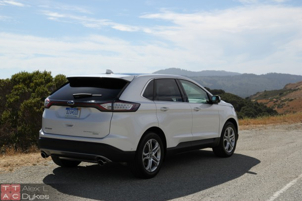 2018 Ford Edge photo - 5