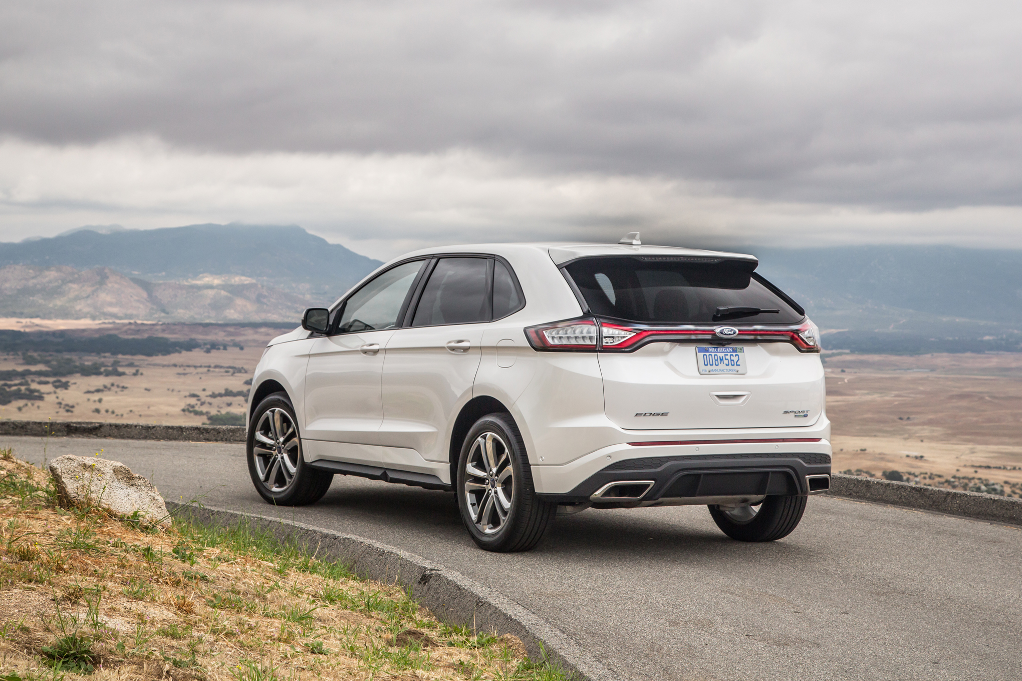 Ford Explorer Sport Trac 2017 >> 2018 Ford Edge Sport | Car Photos Catalog 2019