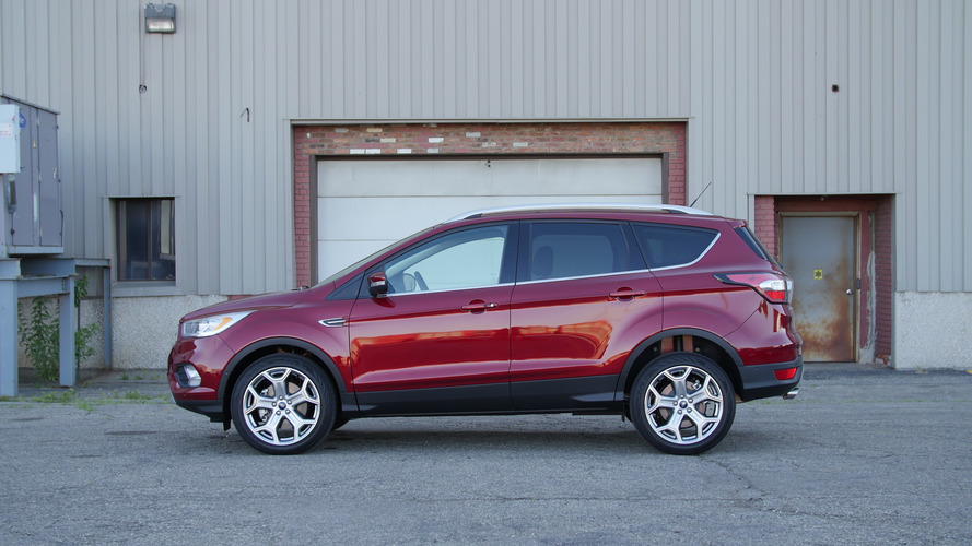 2018 Ford Escape photo - 2