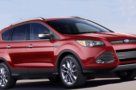 2018 Ford Escape photo - 5