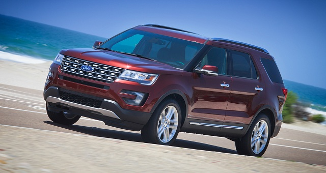 2018 Ford Explorer photo - 5