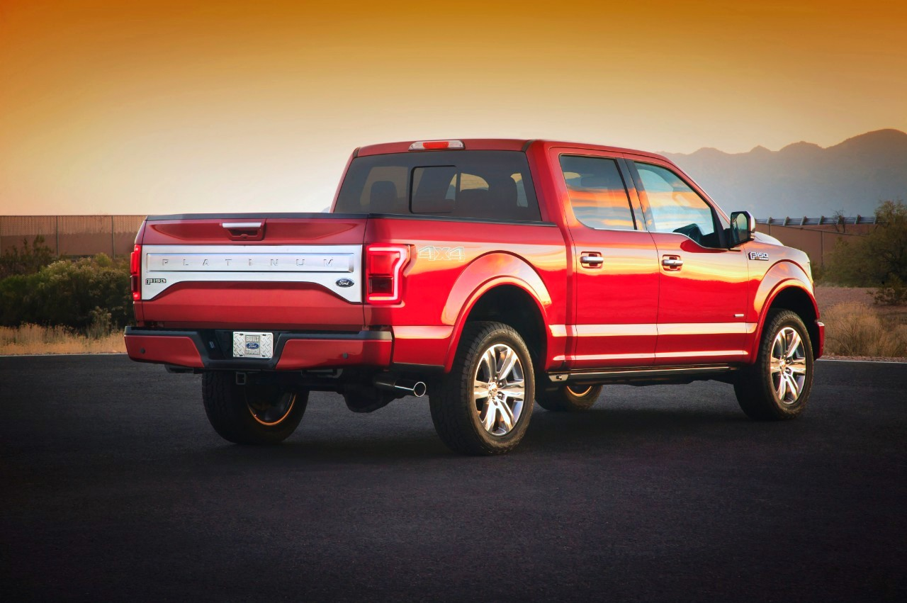 2018 Ford F 150 photo - 1