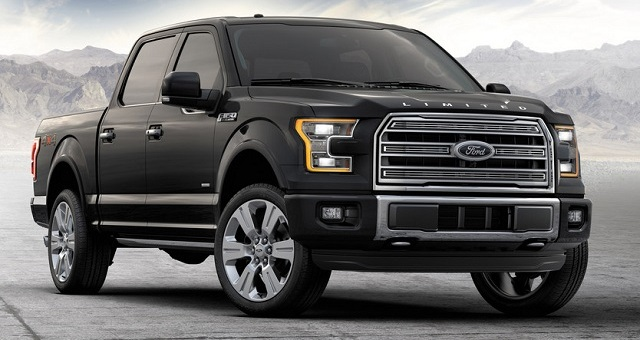 2018 Ford F 150 photo - 3