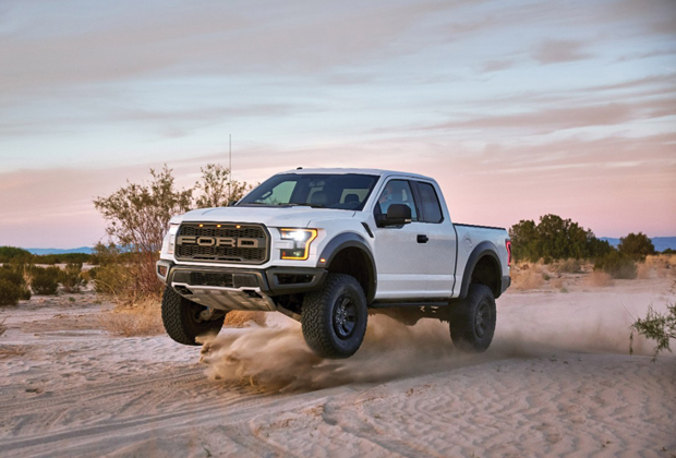 2018 Ford F 150 Raptor photo - 2