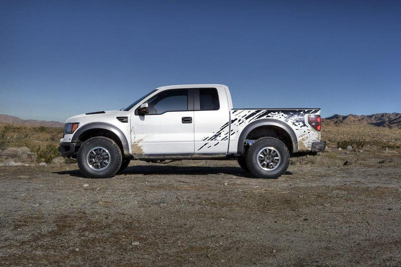 2018 Ford F 150 SVT Raptor R photo - 4