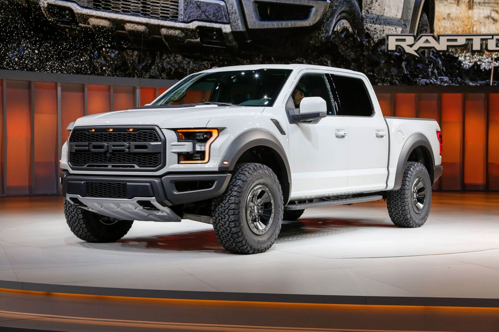 2018 Ford F 150 SVT Raptor SuperCrew photo - 1