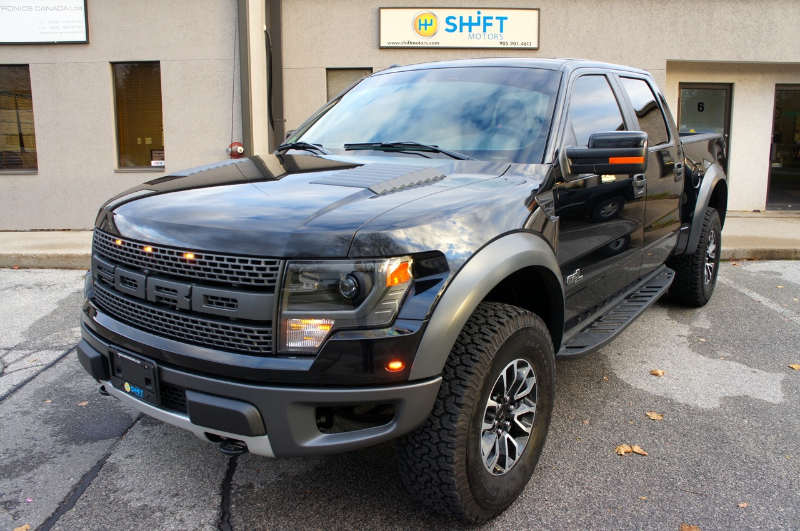 2018 Ford F 150 SVT Raptor SuperCrew photo - 2