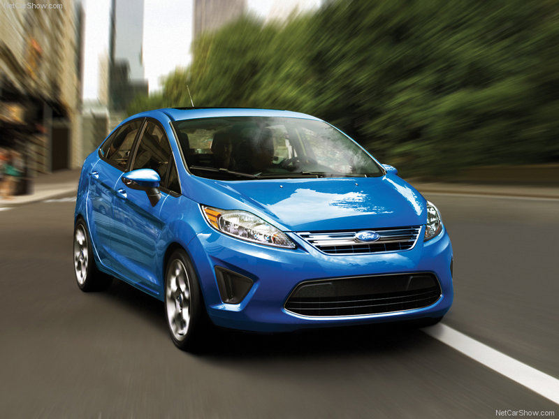 2018 Ford Fiesta ECOnetic photo - 3