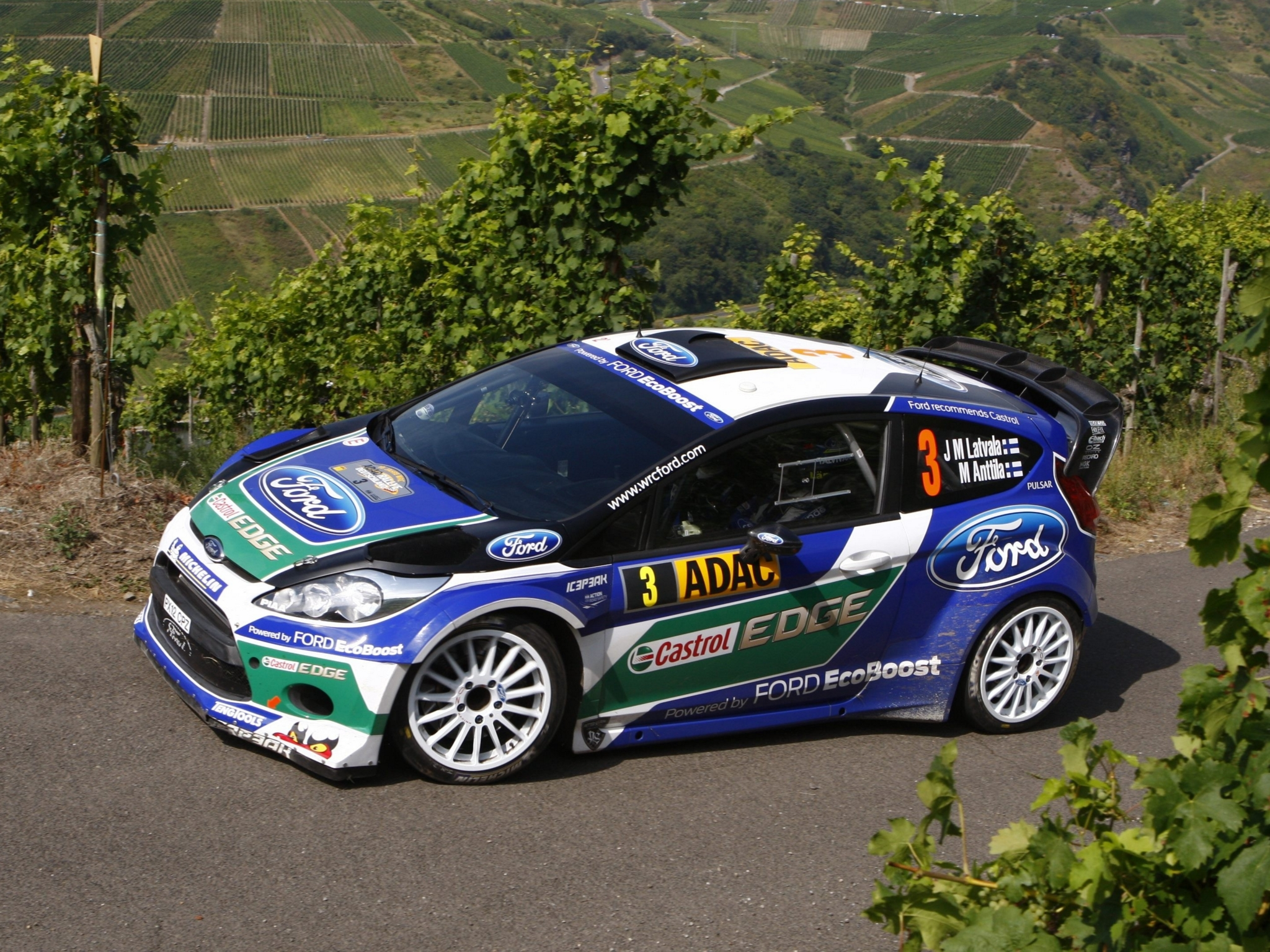 2018 Ford Fiesta RS WRC photo - 1