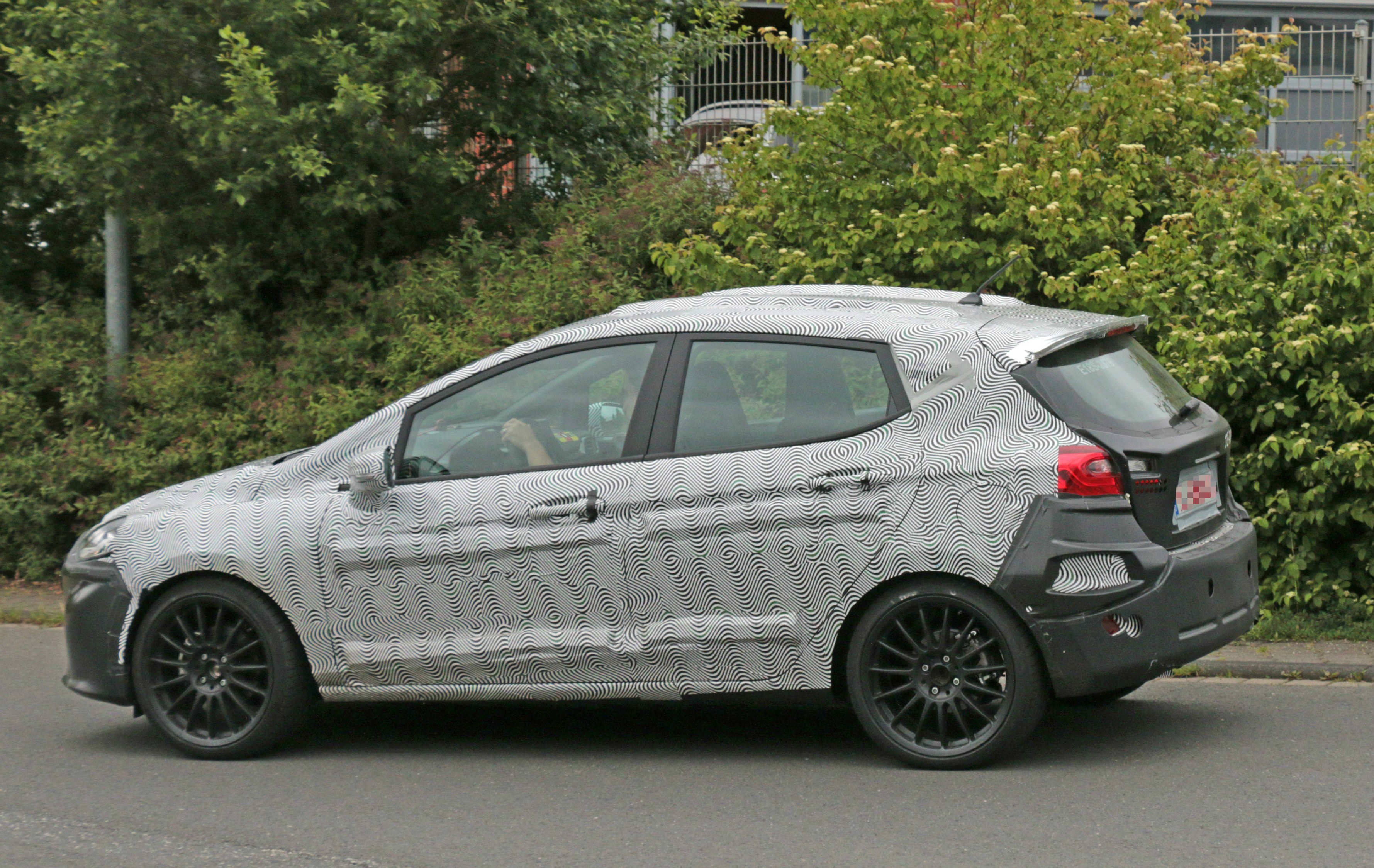 2018 Ford Fiesta S photo - 1