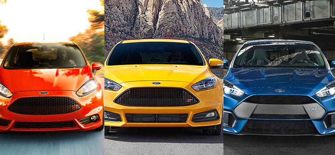 2018 Ford Fiesta ST Concept photo - 4