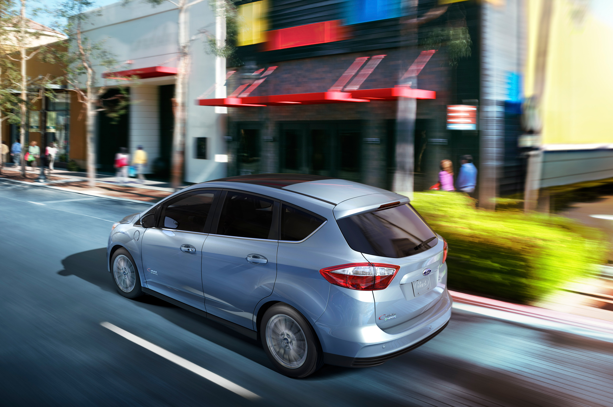 2018 Ford Focus CMax photo - 1