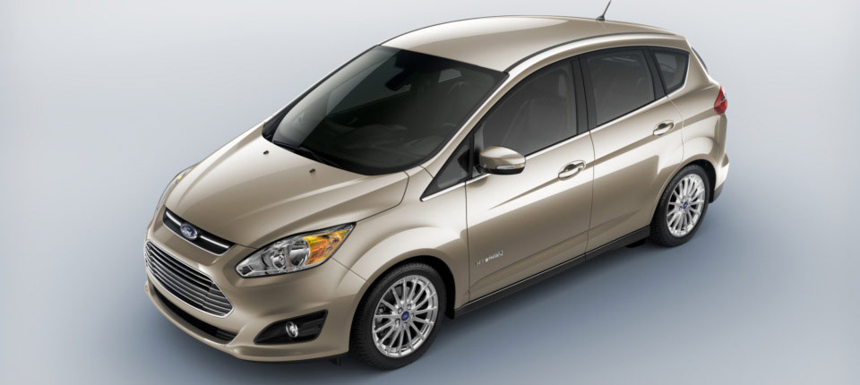 2018 Ford Focus CMax photo - 2