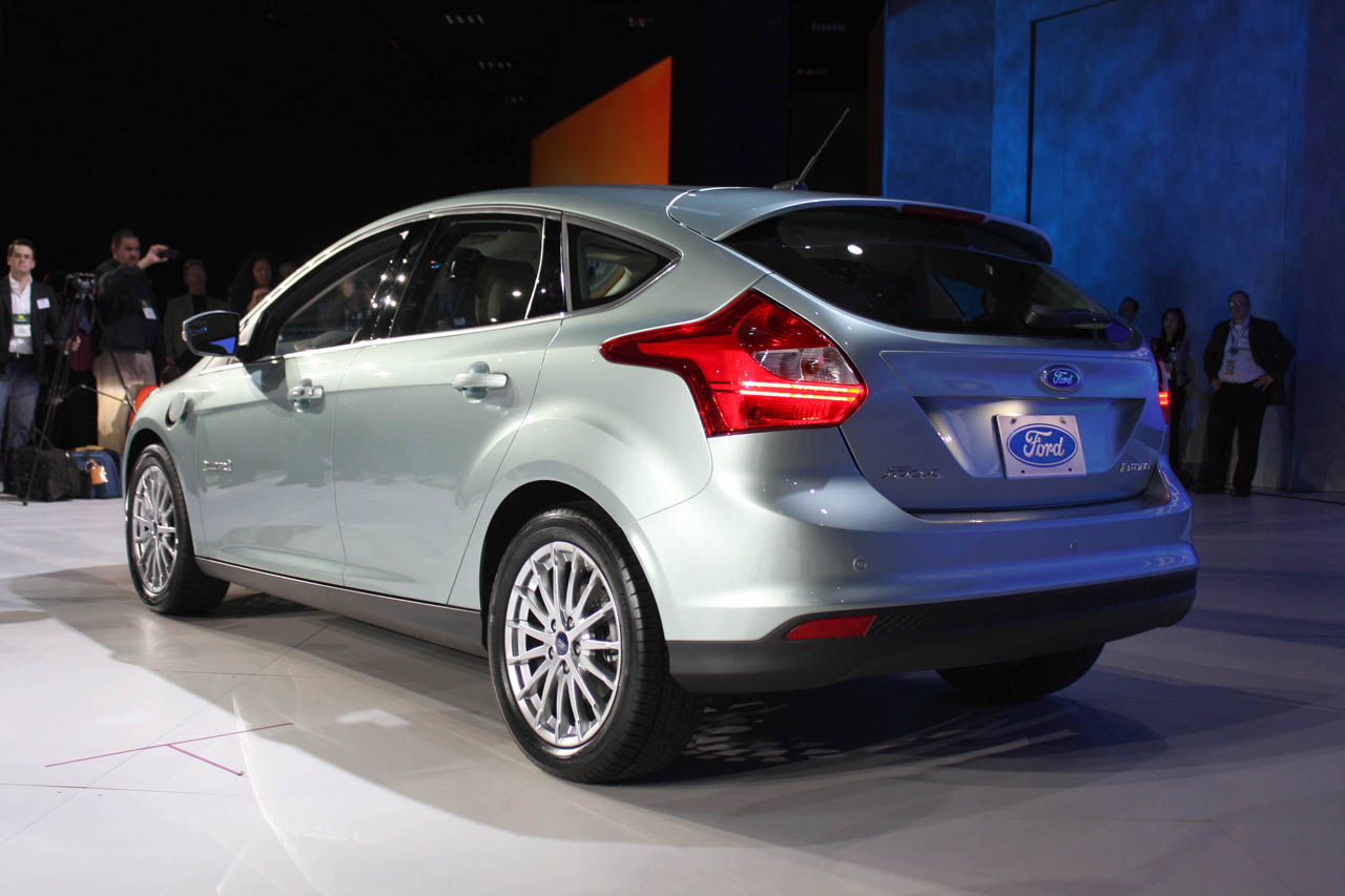2018 Ford Focus Electric photo - 3