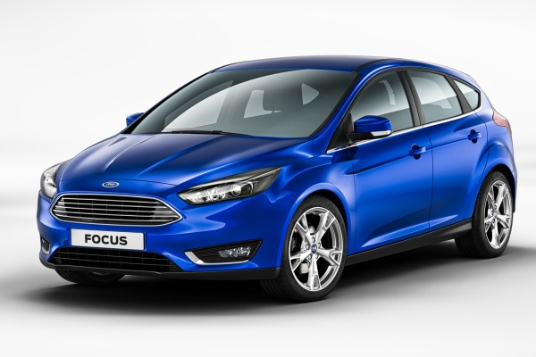 2018 Ford Focus Electric photo - 5