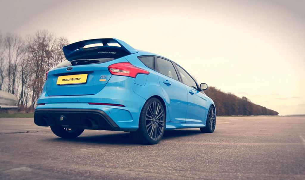 2018 Ford Focus RS photo - 5