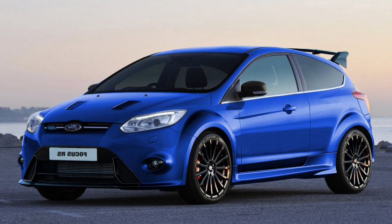 2018 Ford Focus RS new photo - 4
