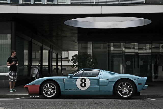2018 Ford GT Heritage Limited Edition photo - 3