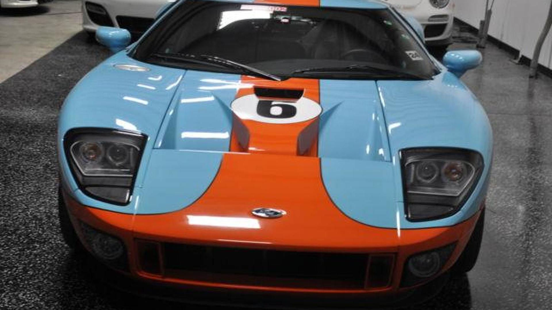 2018 Ford GT Heritage Limited Edition photo - 5