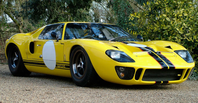 2018 Ford GT40 photo - 3