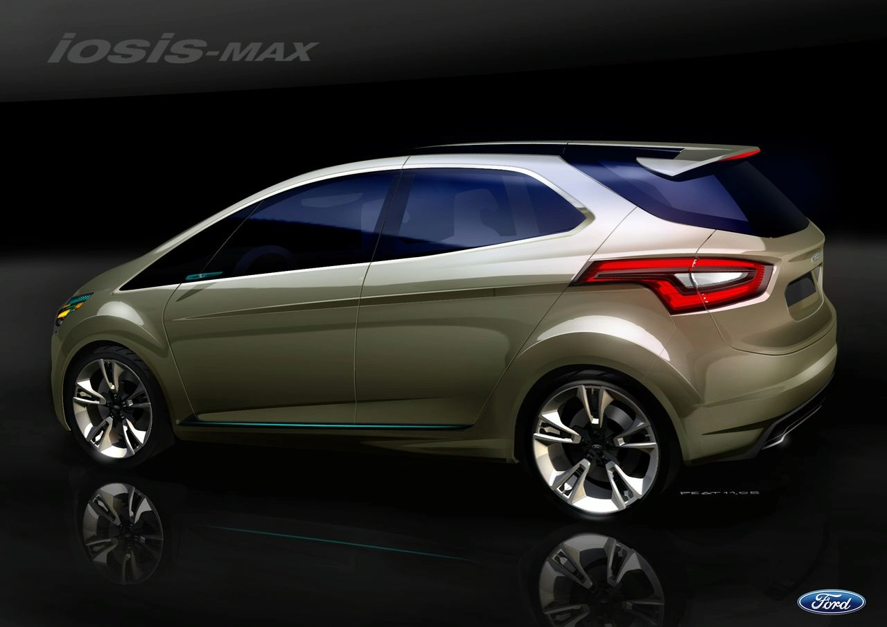2018 Ford iosis MAX Concept photo - 2