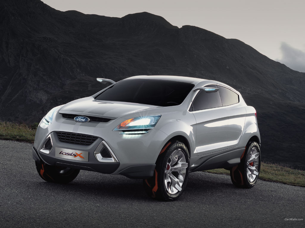 2018 Ford iosis X Concept photo - 4