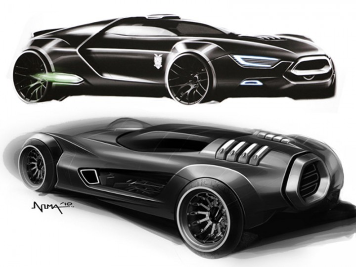 2018 Ford Mad Max Concept photo - 5