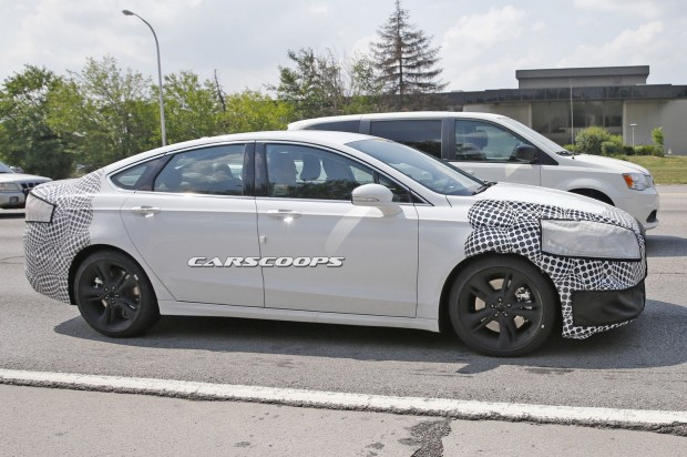 2018 Ford Mondeo photo - 1