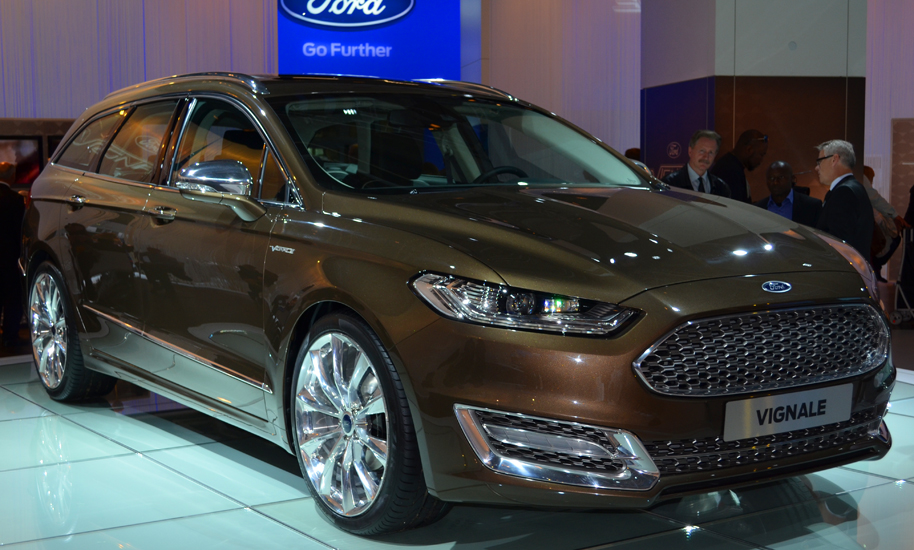 2018 Ford Mondeo Concept | Car Photos Catalog 2019