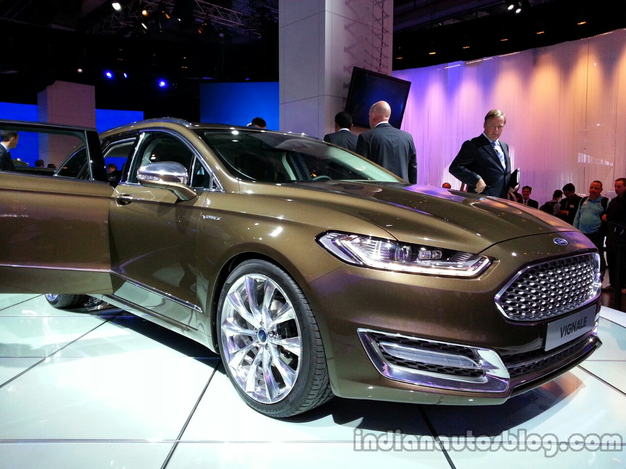 2018 Ford Mondeo Concept photo - 4