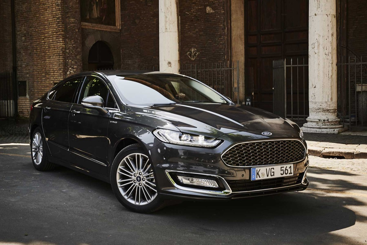 2018 ford mondeo vignale concept car photos catalog 2019. Black Bedroom Furniture Sets. Home Design Ideas