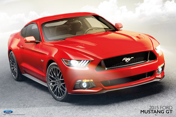 2018 Ford Mustang at SEMA 2018 photo - 3