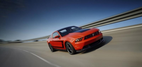 2018 Ford Mustang Boss 302 photo - 3
