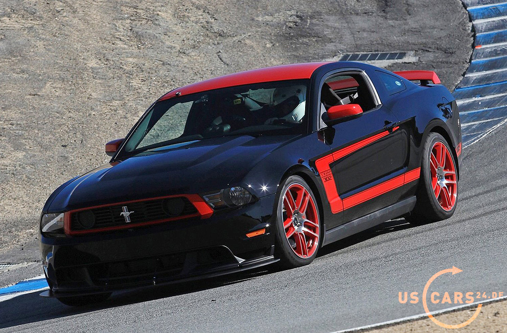 2018 Ford Mustang Boss 302R photo - 5