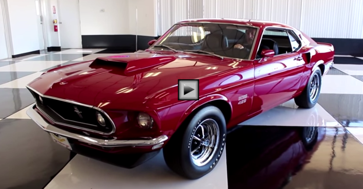 2018 Ford Mustang Boss 429 photo - 1