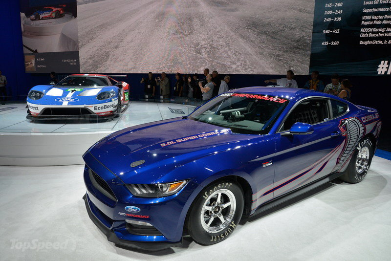 2018 Ford Mustang Cobra photo - 3