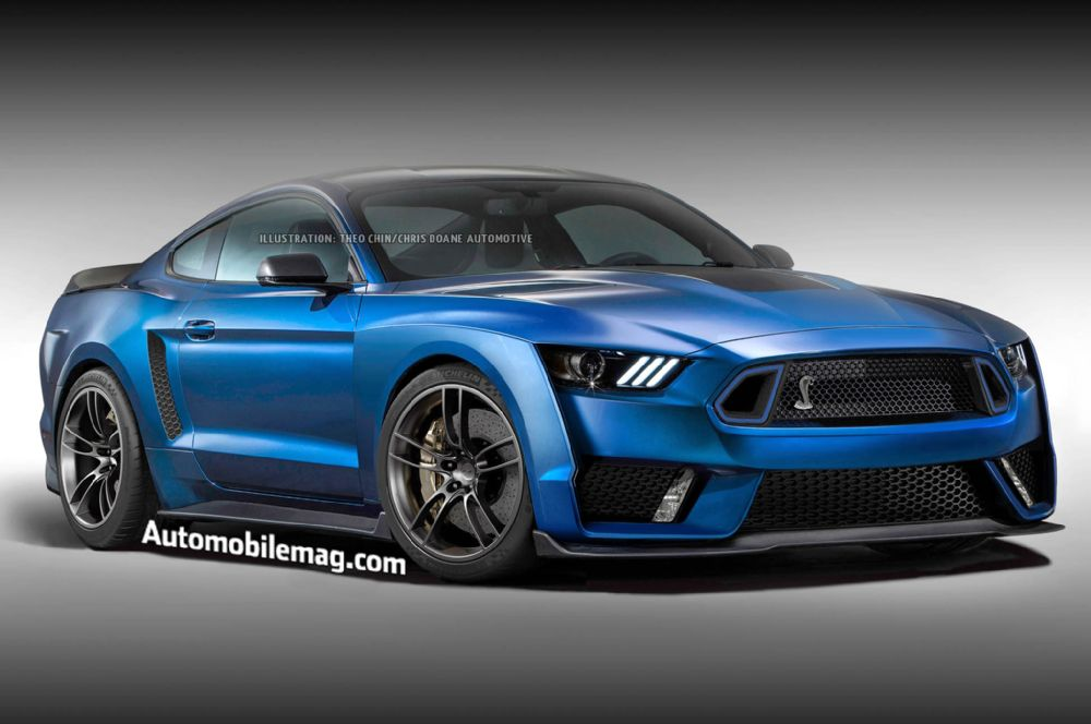 2018 Ford Mustang Cobra photo - 5