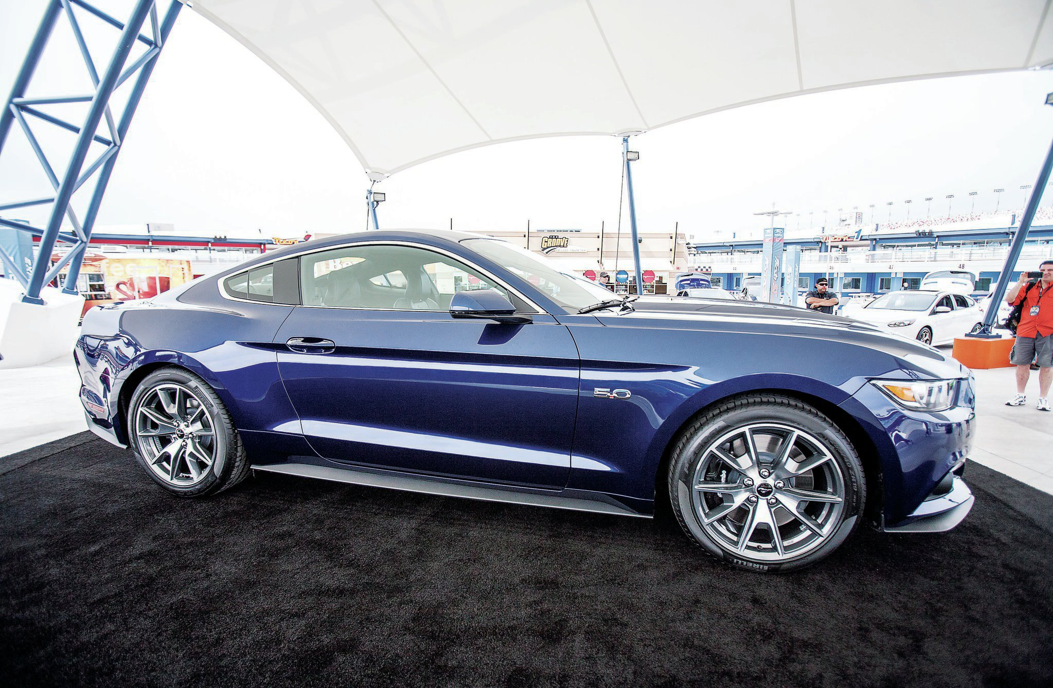 2018 Ford Mustang FR500 photo - 1
