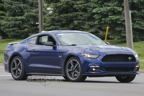 2018 Ford Mustang GT California Special photo - 4