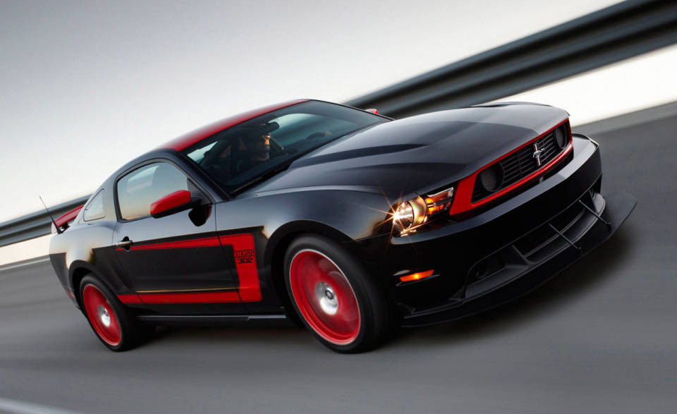 2018 Ford Mustang Mach III photo - 4