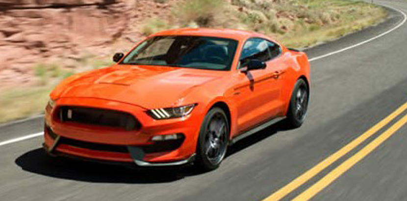 2018 Ford Mustang Milano Concept photo - 5