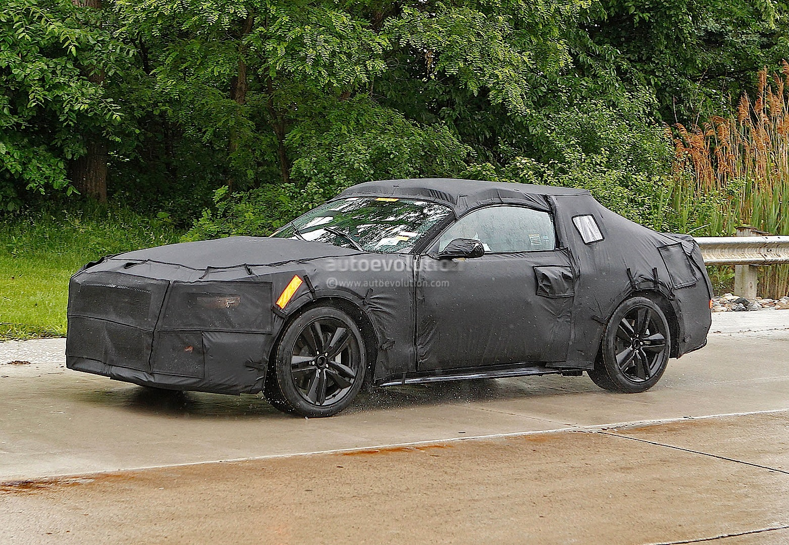 2018 Ford Mustang Racecar Prototype photo - 1