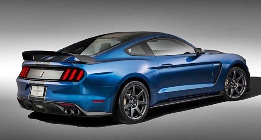 2018 Ford Mustang Shelby GT photo - 3