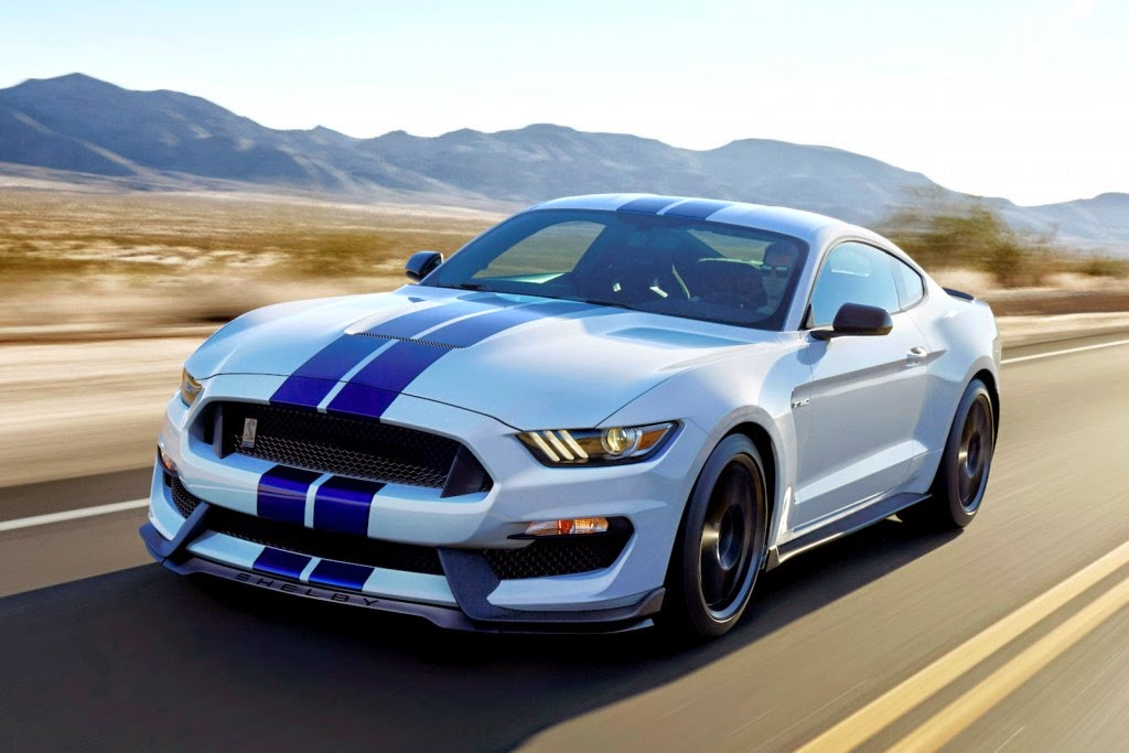 2018 Ford Mustang Shelby GT350 photo - 1